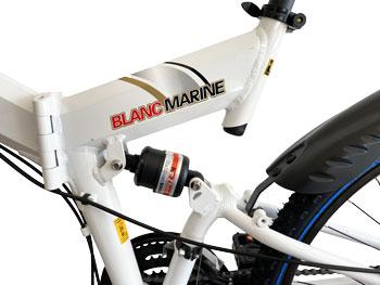 Suspension VTT Blancmarine 26PM4